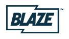 Logo for BLAZE