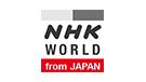 Logo for NHK WORLD HD
