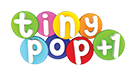 Logo for Tiny Pop +1