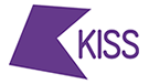 Logo for Kiss