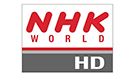 Logo for NHK WORLD HD