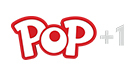 Logo for POP+1