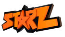 Logo for Starz TV