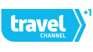 Logo for Travel Channel +1