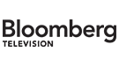 Logo for Bloomberg TV