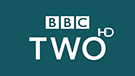 Logo for BBC TWO HD