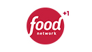 Logo for Food Network+1