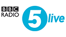 Logo for BBC Radio 5 Live