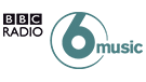 Logo for BBC 6 Music