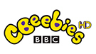 Logo for CBeebies HD