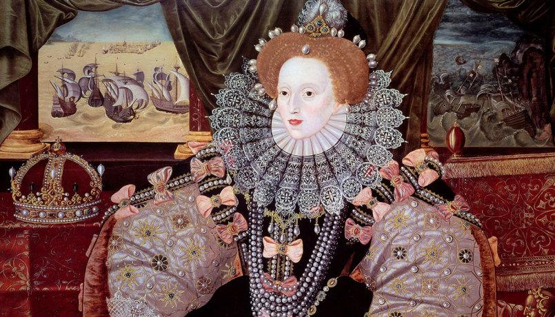 Elizabeth I & II:Two Golden...