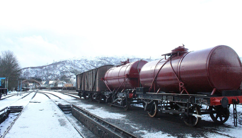 World's Most Scenic Railway...