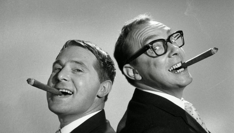 Morecambe & Wise: The Lost Tapes