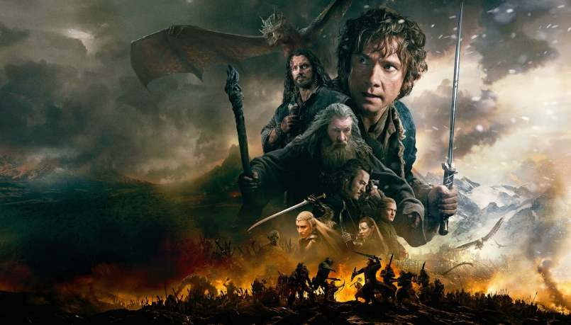 The Hobbit: The Battle of the...