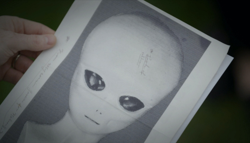 Roswell: The First Witness