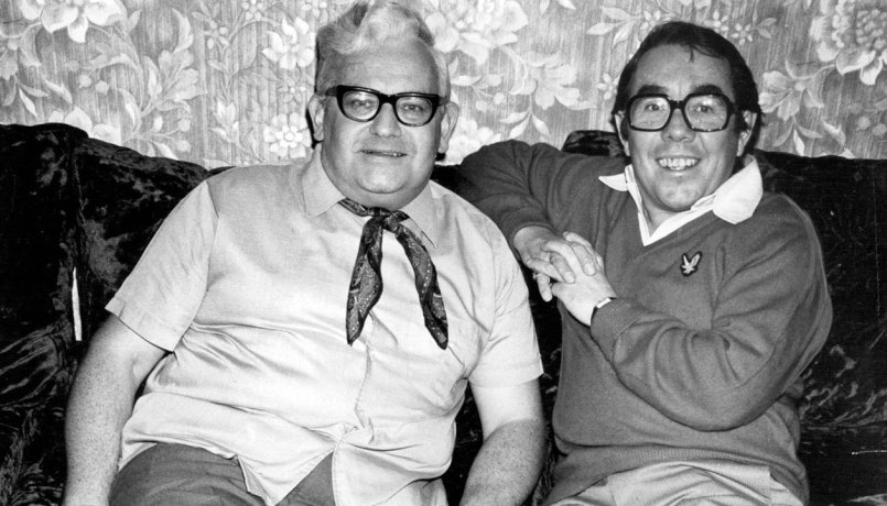 The Two Ronnies:The Unseen...