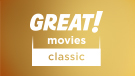 GREAT! movies classic channel logo