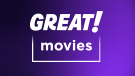 GREAT! movies channel logo