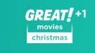 GREAT! xmas +1 channel logo