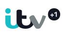 ITV +1 channel logo