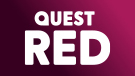 Quest Red channel logo