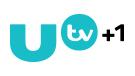 UTV +1 channel logo