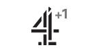 Channel 4 +1 channel logo