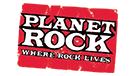 Logo for PlanetRock