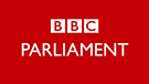 Logo for BBC Parliament