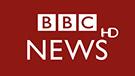 Logo for BBC NEWS HD